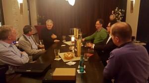 b.FAST im November im kleinen König in Wiesbaden